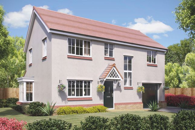 Thumbnail Detached house for sale in Off Aberford Road, Wakefield