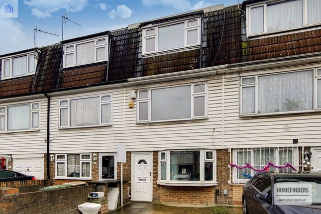 Thumbnail Terraced house for sale in Young Road, Canning Town