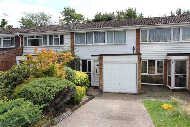 Thumbnail Terraced house for sale in Chalfont Close, Hemel Hempstead