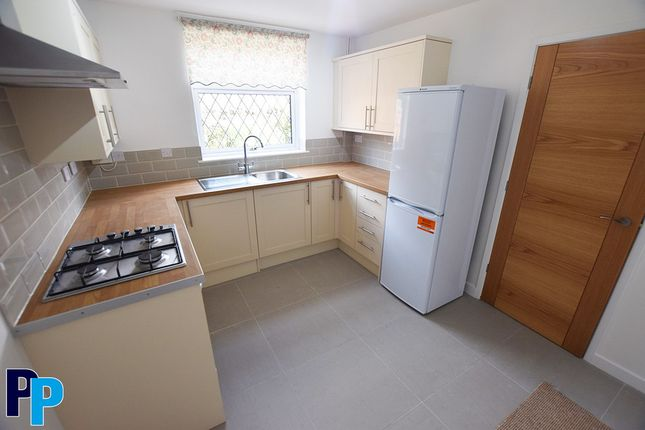 Thumbnail Town house to rent in Vicarage Lane, Little Eaton, Derby