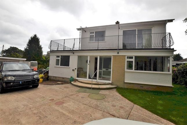 Thumbnail Detached house to rent in Hookhills Drive, Paignton, Devon