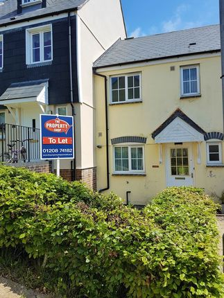 Thumbnail Terraced house to rent in Kestell Parc, Bodmin