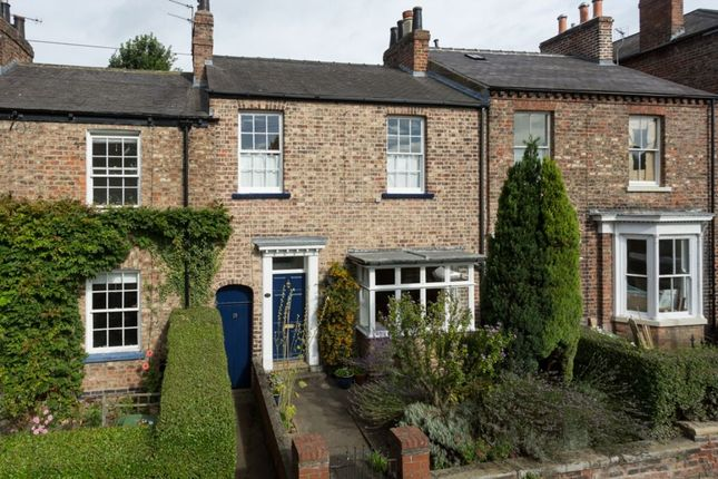 Thumbnail Terraced house for sale in St. Oswalds Road, York
