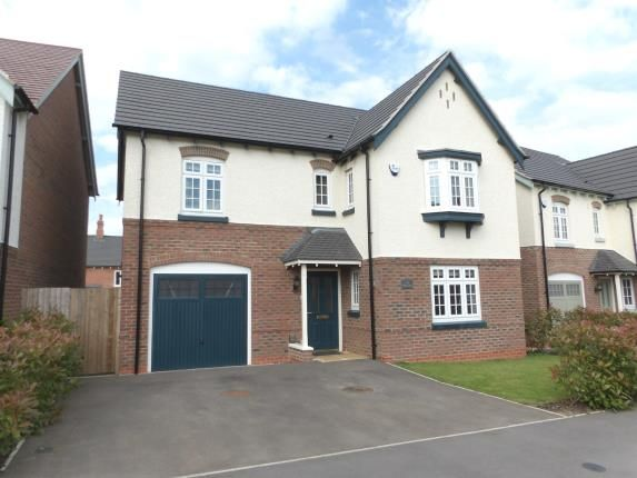 Thumbnail Detached house for sale in Mulberry Way, East Leake, Loughborough