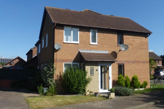 Thumbnail Property to rent in Blenheim Drive, Attleborough
