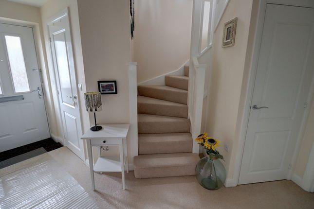 Hallway of Flint Street, Weston Coyney, Stoke-On-Trent ST3