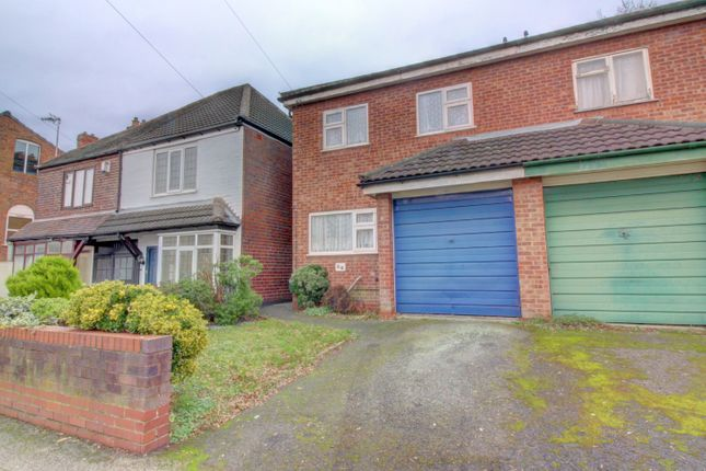 Thumbnail Semi-detached house for sale in South Road, Erdington, Birmingham