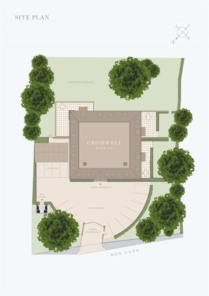Thumbnail Flat for sale in Box Lane, Hemel Hempstead