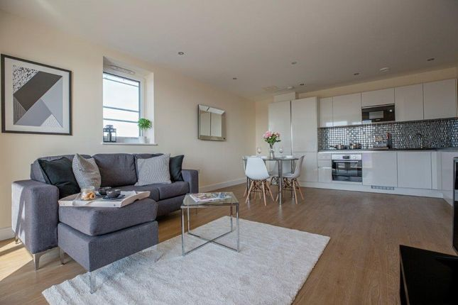 Thumbnail Flat for sale in Staines Road, London