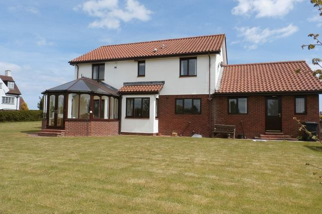 Thumbnail Detached house for sale in Radcliffe Park, Bamburgh