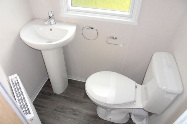 Cloakroom of Silverhill Holiday Park, Lutton Gowts, Lutton, Spalding, Lincolnshire PE12