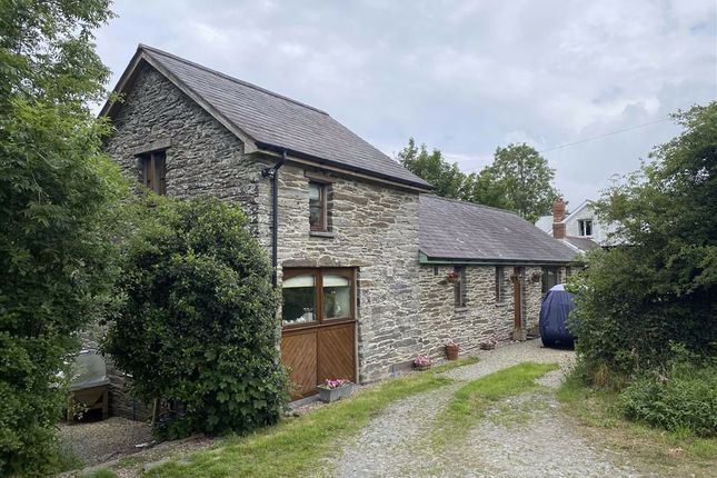 Thumbnail Detached house for sale in Brongest, Newcastle Emlyn