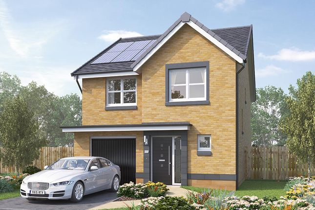 """Thumbnail Detached house for sale in """"The Ashbury"""" at Crosshill Road, Bishopton"""