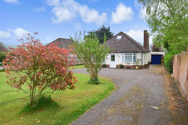 Thumbnail Detached bungalow for sale in Findon By Pass, Findon, Worthing, West Sussex
