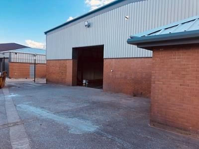 Thumbnail Light industrial to let in Palmer Avenue Industrial/Office, Buildings, Palmer Avenue, Blackpool