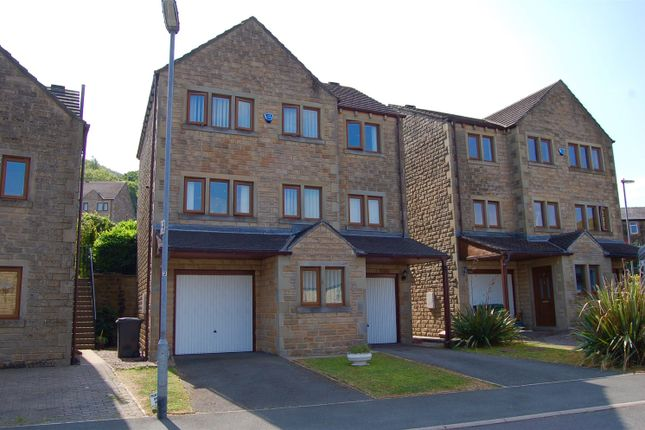 Thumbnail Detached house for sale in Deer Hill Drive, Marsden