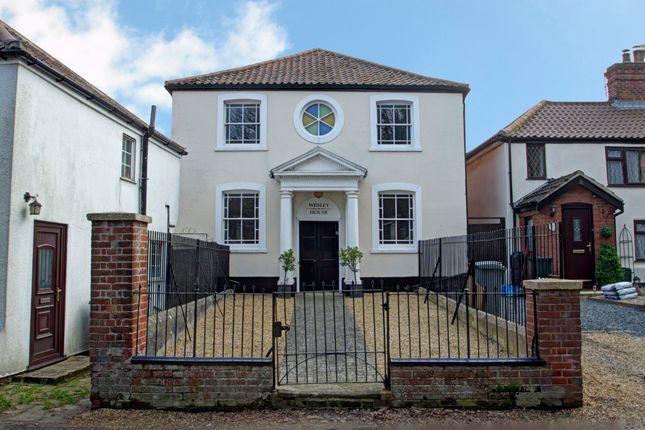Thumbnail Detached house for sale in Church Street, Horsham St. Faith, Norwich