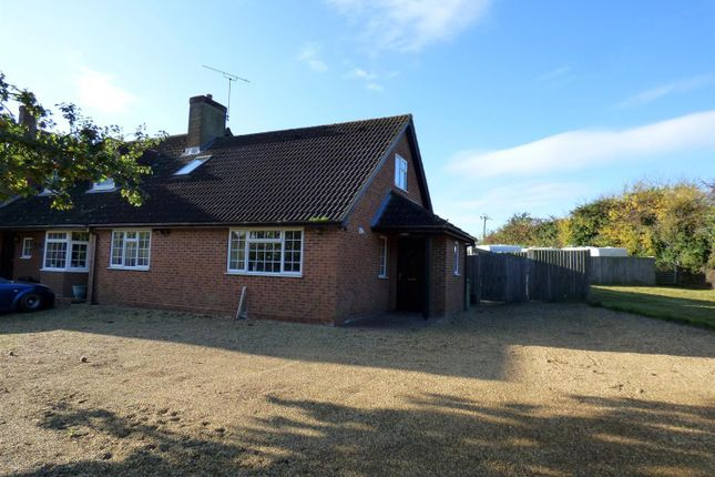 Thumbnail Property to rent in New Road, Drayton Parslow, Milton Keynes