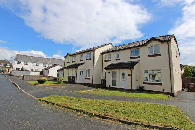 Thumbnail Terraced house to rent in Village Drive, Roborough, Plymouth