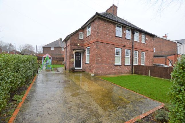 Thumbnail Semi-detached house to rent in Oakfield Road, Hyde
