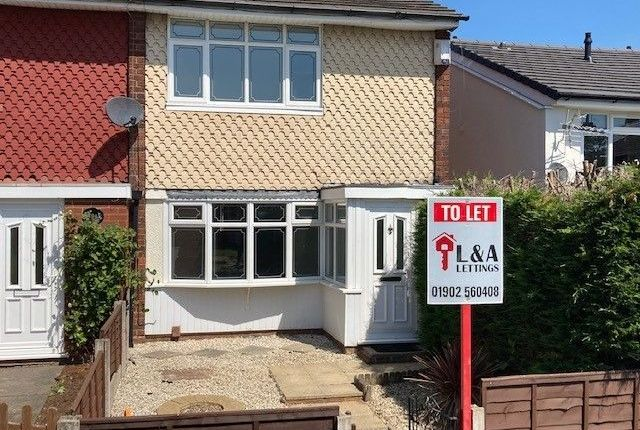 3 bed terraced house to rent in Millfield Avenue, Bloxwich, Walsall WS3