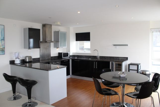 Thumbnail Flat to rent in Meridian Bay, Swansea