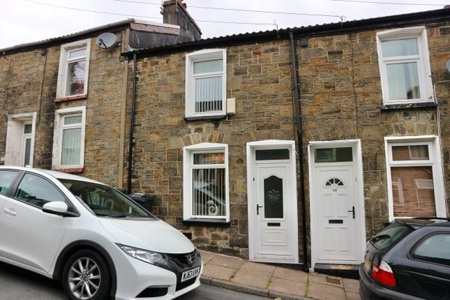 Thumbnail Terraced house for sale in Windsor Street, Troedyrhiw, Merthyr Tydfil