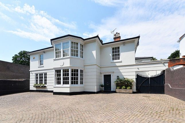 Thumbnail Detached house for sale in Chad Road, Edgbaston, Birmingham
