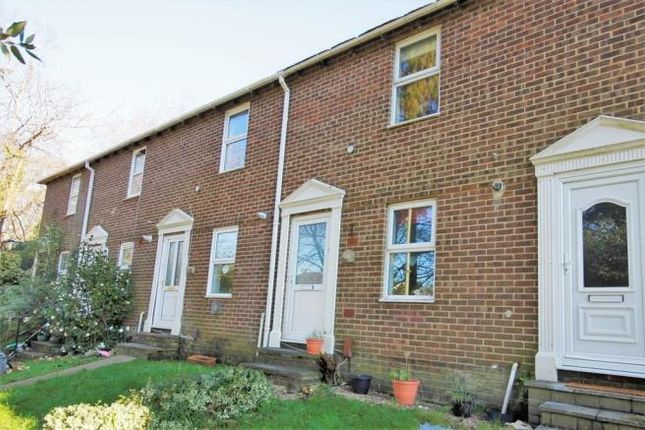 Thumbnail Terraced house to rent in Rossan Avenue, Warsash, Southampton