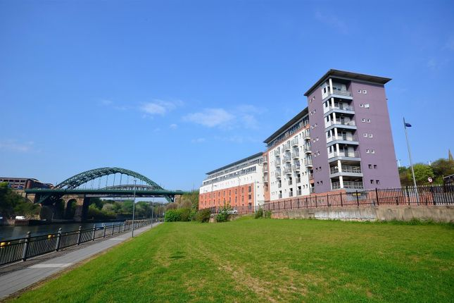 Thumbnail Flat for sale in Chandlers Road, St Peters, Sunderland