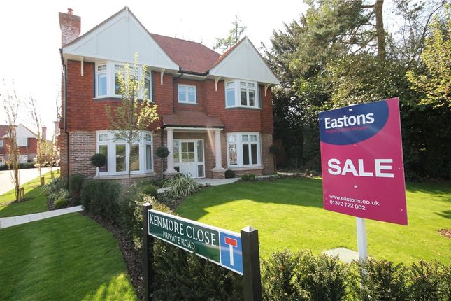 Thumbnail Detached house for sale in Yew Tree Bottom Road, Epsom