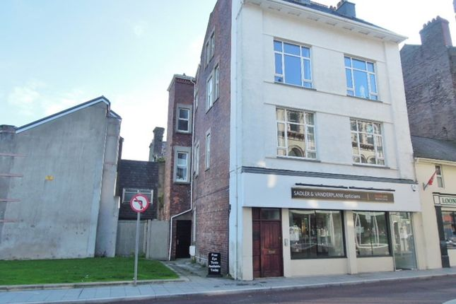 Thumbnail Flat to rent in Parliament Street, Ramsey