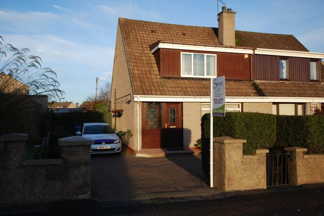 Thumbnail Semi-detached house to rent in King Brude Road, Inverness