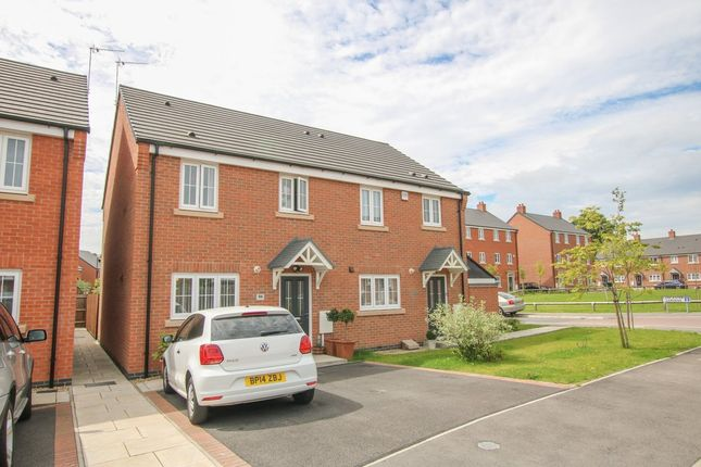 3 bed semi-detached house for sale in Lancaster Gardens, Coventry