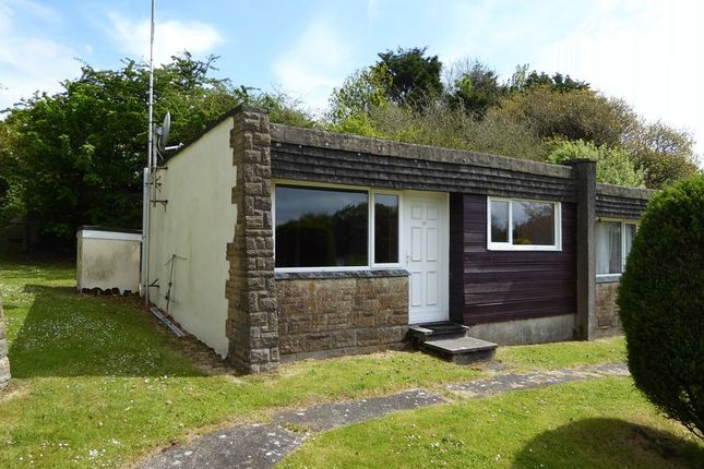 End terrace house for sale in Camelford