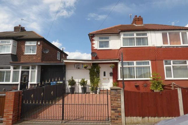 Thumbnail Semi-detached house for sale in Ash Road, Penketh, Warrington
