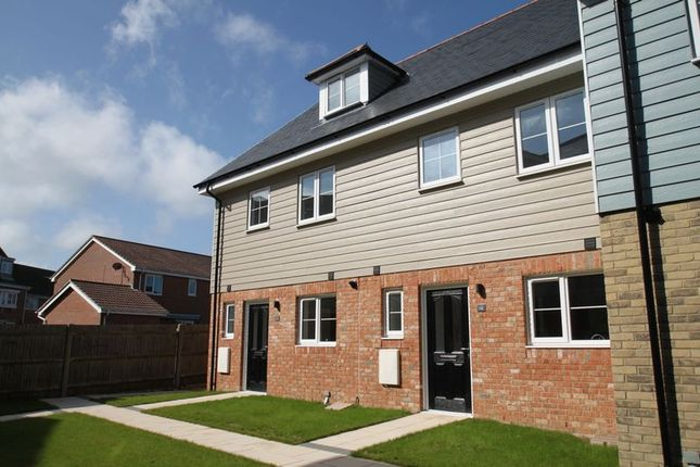 Thumbnail End terrace house for sale in Tayberry Close, Newport
