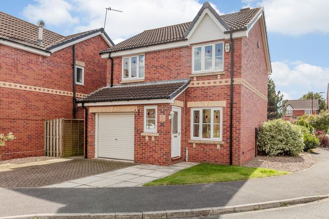 Thumbnail Detached house for sale in Shuttle Close, Doncaster