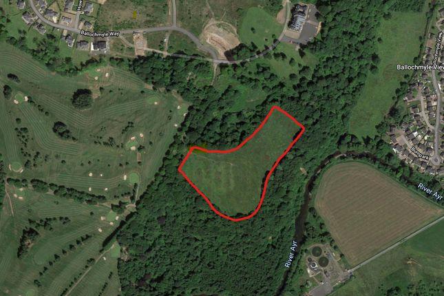 Land for sale in Sorn, Mauchline KA5