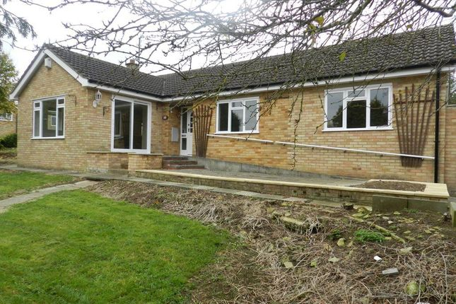 Thumbnail Bungalow to rent in Simons Walk, Pattishall, Towcester