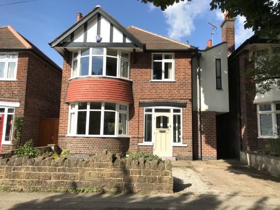 Thumbnail Detached house for sale in Eton Grove, Wollaton, Nottingham, Nottinghamshire