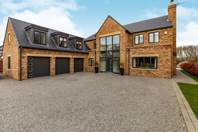 Thumbnail Detached house for sale in De Brus Park, Marton-In-Cleveland, Middlesbrough