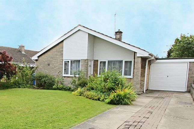 Thumbnail Bungalow to rent in Riber Close, Inkersall, Chesterfield