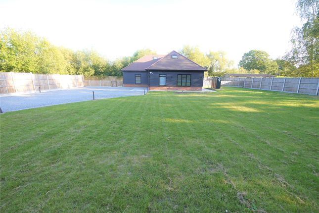 Thumbnail Detached house for sale in Clapgate, Chivers Road, Brentwood, Essex