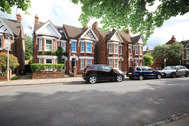 Thumbnail Semi-detached house for sale in Russell Avenue, Bedford