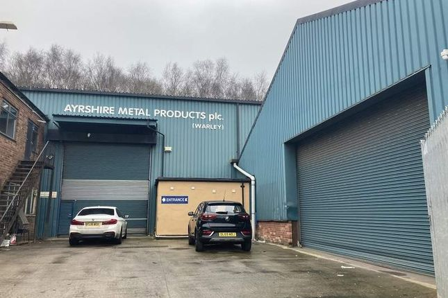 Thumbnail Light industrial to let in Units 2, 3 & 4, Anne Road, Smethwick