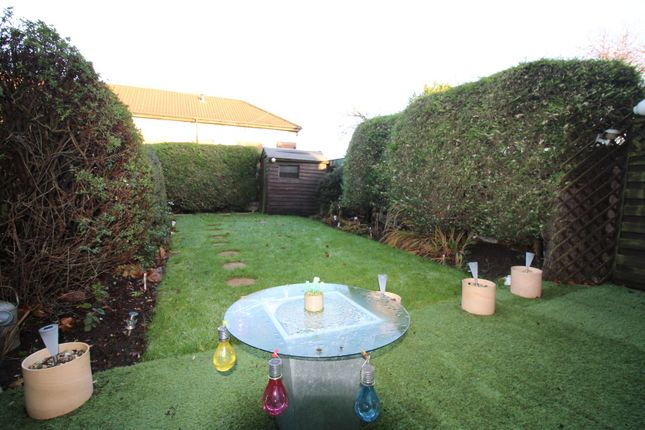 Rear Garden of Woodgrange Close, Salford, Greater Manchester M6