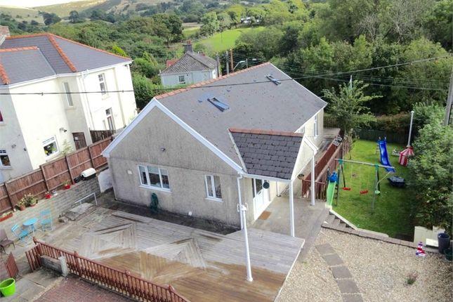 Thumbnail Detached bungalow for sale in Ffordd Raglan, Heol Y Cyw, Bridgend, Mid Glamorgan