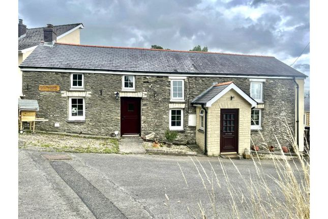 4 bed detached house for sale in Off The B4337, Llanybydder SA40