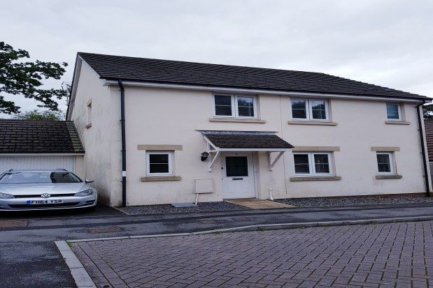 Thumbnail Link-detached house to rent in Cavalry Drive, Newton Abbot